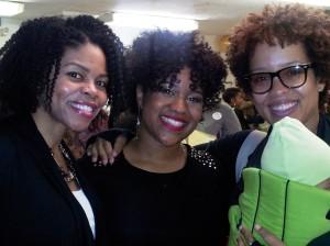 Myself, La'Nisha and Jennifer of HealixOnline.com