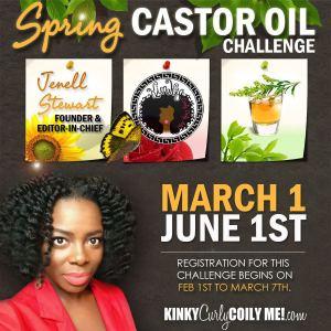 Castor Oil Spring 2013