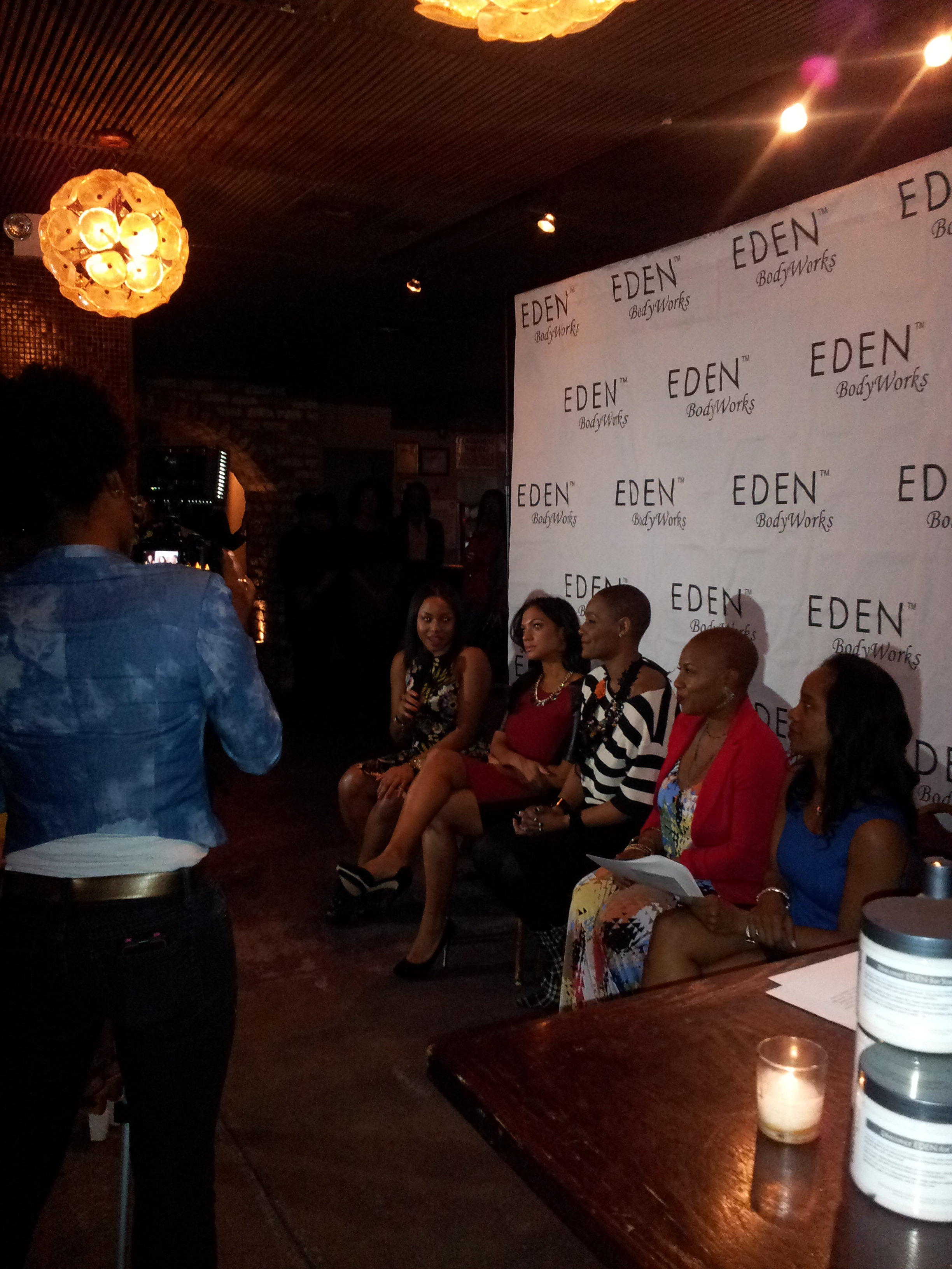Recap: EDEN BodyWorks Introduces NEW Coconut Shea Line in NYC |