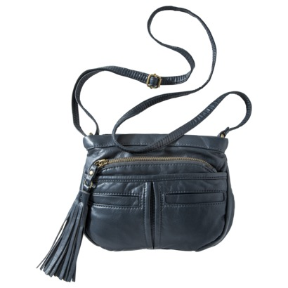 Bueno Washed Crossbody Handbag - Denim $6.98 On Sale
