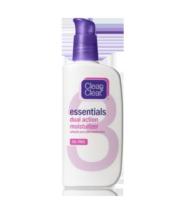 www.curlsandmo.com clean n clear dual action moisturizer